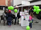 Za obolelu decu: Akcija NURDOR-a u Vranju