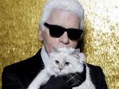 Karla Lagerfelda najverovatnije će naslediti mačka