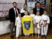 Međunarodni ENPI kup: BRDO MEDALJA za karatiste Feniksa