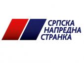 SNS Vranje: Bedan pokušaj komercijalizacije ubijenog premijera