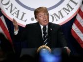 Tramp stavio prvi veto da obezbedi finansiranje zida