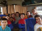 Odbojkaši Gimnazije idu po medalju na nivou Srbije