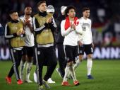Nemci vređali svoje fudbalere na meču sa Srbijom