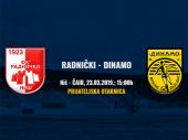 Rezervisti Radničkog savladali Dinamo u prijateljskom meču