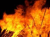 Valjevo: Zapalio i sebe i kuću pred vatrogascima