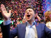 Ukrajina: Komičar Zelenski ubedljivo porazio predsednika Porošenka
