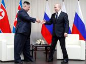 Putin i Kim prvi put oči u oči, susret potrajao