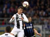 Italijan k'o vino, Ronaldo mu gleda u leđa