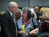 Australijskog premijera gađali jajetom (VIDEO)