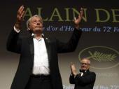 Aplauzi i suze: Alen Delon primio nagradu za životno delo