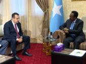 Nakon što je izbegao teroristički napad u Mogadišu, Dačić