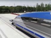 Kina pravi voz koji će