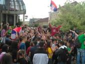 Zbogom školo: Maturanti Gimnazije proslavili kraj godine (VIDEO)