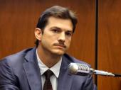 Ešton Kučer svedočio za ubistvo svoje devojke: Mislio je da su fleke od vina