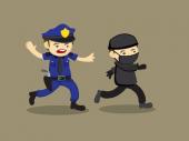 Pobegao policiji, pa se žalio kako je nesposobna