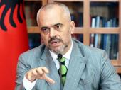 Rama: Sanjam o nečemu većem, ali to nije velika Albanija