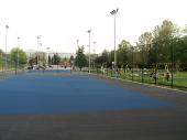 BOBA ŽIVOJINOVIĆ na otvaranju teniskih terena u Hanu