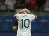 Očajan start za Mesija i Argentinu na Kopa Americi