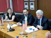 Ambasador SAD u Vranju: Ovaj kraj ima potencijale koje treba maksimalno iskoristiti
