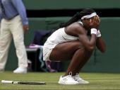 ČUDO! Teniserka stara 15 godina izbacila Venus Vilijams, pa joj se izvinjavala! /VIDEO/