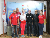 Prvenstvo Srbije u slalomu na rolerima u Vranju