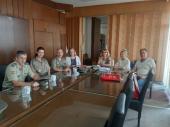 Zahvalnost Kopnene vojske Zdravstvenom centru Vranje za pruženu pomoć