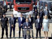 I Vranje dobija nova VATROGASNA I SLUŽBENA VOZILA