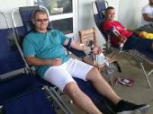 Prikupljeno 57 jedinica krvi u akciji kod Bujanovca