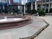 Rekonstrukcija FONTANE u centru Vranja