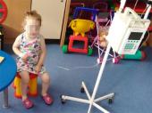 Devojčica iz Vranja ima TUMOR NA OBA OKA: Potrebna pomoć