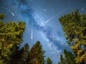 Redak fenomen: Meteorska kiša u noći između 12. i 13. avgusta