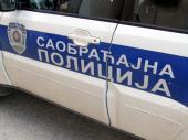 Policija: Dvoje povređeno u saobraćajkama, dva pijana vozača zadržana