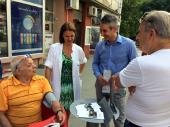 Gradonačelnik Vranjance pitao za zdravlje