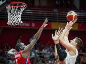 Srbija ubedljiva i protiv Portorika, sledi Španija