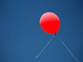 Balon ožalošćene ćerke putovao od Engleske do Poljske
