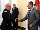 Centar u Bazi Jug – VRH SARADNJE između Vojske Srbije i Nacionalne Garde Ohajo