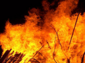ZAUZDAN POŽAR NA MEDVEDNIKU: Vatra progutala hektar bukove šume