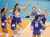 Odbojkašice Srbije pobedile Argentinu na Svetskom kupu