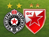 Partizan i Zvezda na derbi izlaze u