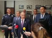 STEFANOVIĆ: Bezbednosna situacija na jugu stabilna