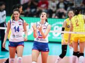 Odbojkašice Srbije poražene na Svetskom kupu: Kineskinjama pobeda i zlato