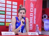 Srbija deveta, a Bjelica najbolja na prvenstvu