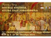 Otvaranje izložbe POGLED IZBLIZA: Atelje Paje Jovanovića