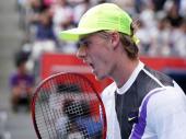 Šapovalov: Mogao bih da pobedim Novaka