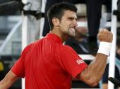 Novak briljantan protiv Iznera za plasman u četvrtfinale u Šangaju