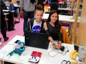 Donose ZLATO iz Hrvatske: Doček za EVROPSKE ŠAMPIONKE u robotici
