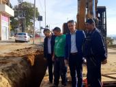 Milenković zadovoljan: Rekonstrukcija ulice Bore Stankovića PO PLANU