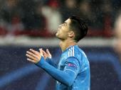 Ronaldo ljut: Kristijana prvo iznervirao saigrač, pa onda i trener (VIDEO)