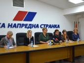 Unija žena SNS Vranje: Što pre procesuirati javni poziv na NASILJE I SILOVANJE