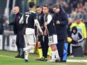 Ronaldo ljut napustio stadion pre kraja derbija sa Milanom